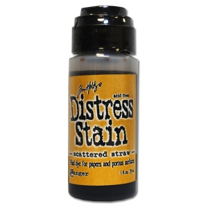 Ranger Tim Holtz Distress Stains: Scattered Straw