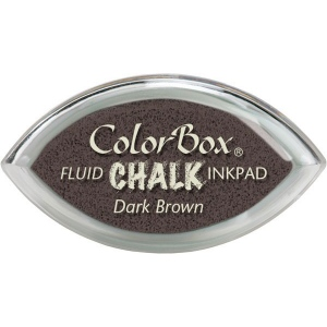 Clearsnap ColorBox Fluid Chalk Cats Eye: Dark Brown