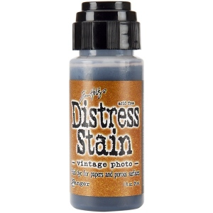 Ranger Tim Holtz Distress Stains: Vintage Photo
