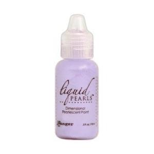 Ranger Liquid Pearls: Lavender Lace