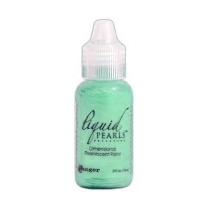 Ranger Liquid Pearls: Mint Green