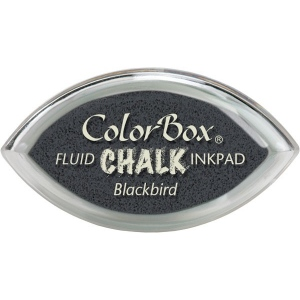 Clearsnap ColorBox Fluid Chalk Cats Eye: Black Bird