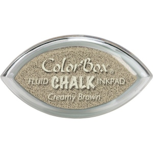 Clearsnap ColorBox Fluid Chalk Cats Eye: Creamy Brown