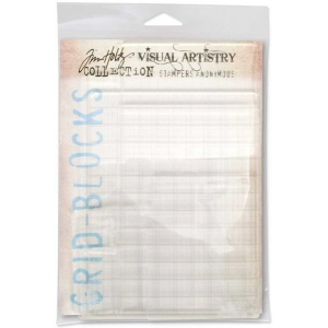 Stampers Anonymous Tim Holtz Gridblocks Set