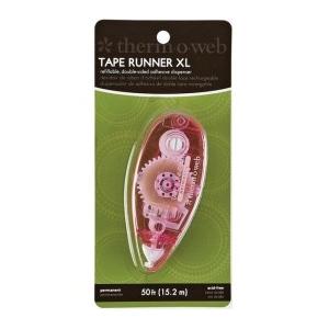 Thermoweb Memory Tape Runner XL Permanent: 50 Feet