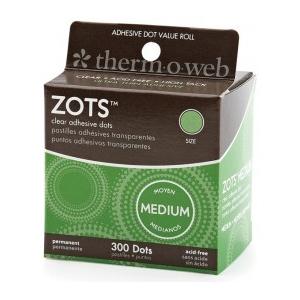 Thermoweb Zots: Medium, 300 Dots
