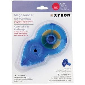 """Xyron Mega Runner Refill: 1/2"""""""