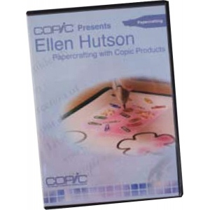 Copic DVD: Papercrafting with Copic Products