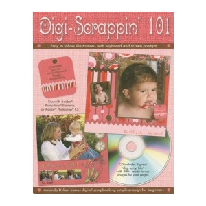 Design Originals Miscellaneous Books: Digi-Scrappin 101