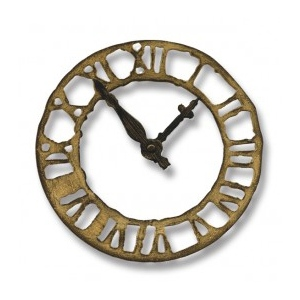 Sizzix Tim Holtz Alterations Bigz Die: Weathered Clock
