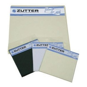 "Zutter Covers: 7.5"" x 5"", White"