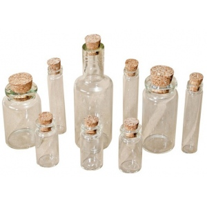 Advantus Tim Holtz Ideaology Corked Vials