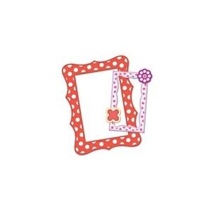 Spellbinders Frameabilities: Polka Dot Frame