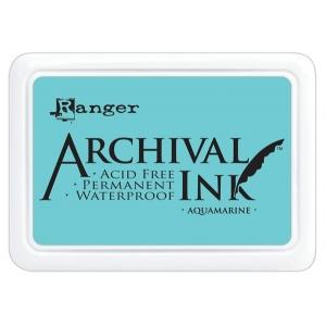 Ranger Archival Ink Pads: Aquamarine