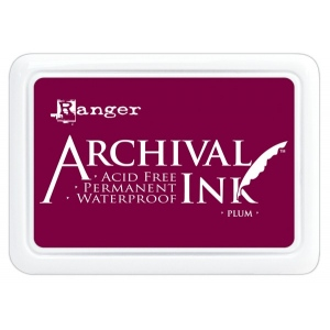 Ranger Archival Ink Pads: Plum