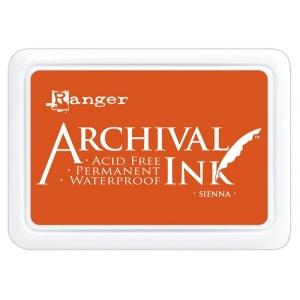 Ranger Archival Ink Pads: Sienna Renamed Russet