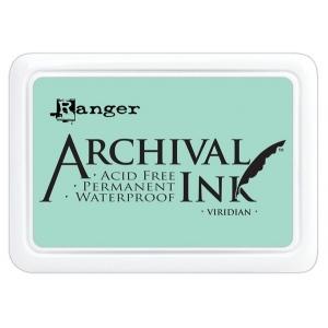 Ranger Archival Ink Pads: Viridian