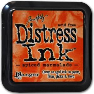 Ranger Distress Pads by Tim Holtz: Spiced Marmalade