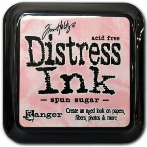 Ranger Distress Pads by Tim Holtz: Spun Sugar