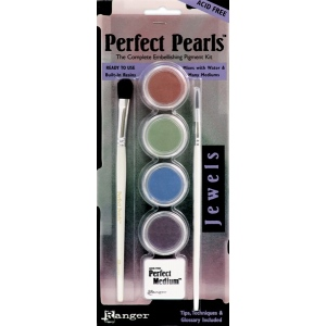 Ranger Perfect Pearls Products: Jewels Kit