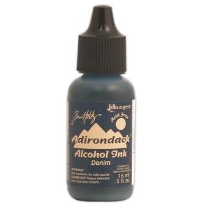 Ranger Tim Holtz Adirondack Alcohol Ink: Open Stock, Denim
