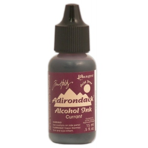 Ranger Tim Holtz Adirondack Alcohol Ink: Open Stock, Currant