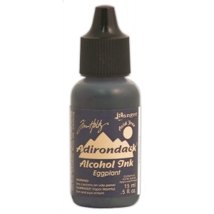 Ranger Tim Holtz Adirondack Alcohol Ink: Open Stock, Eggplant