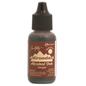 Ranger Tim Holtz Adirondack Alcohol Ink: Open Stock, Ginger