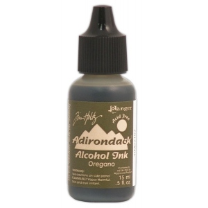 Ranger Tim Holtz Adirondack Alcohol Ink: Open Stock, Oregano