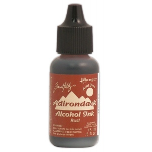 Ranger Tim Holtz Adirondack Alcohol Ink: Open Stock, Rust