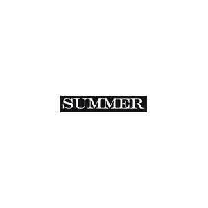 Heidi Swapp Iron-On Words Summer