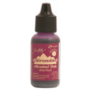 Ranger Tim Holtz Adirondack Alcohol Ink: Open Stock, Wild Plum