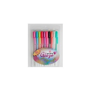 Sakura of America Glaze Pens Set: Brights, 10 Pieces