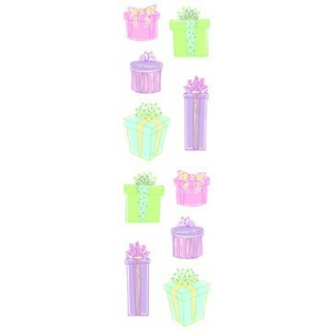 Mrs. Grossman's Regular Premium Strips Stickers: Wedding Gifts Reflections