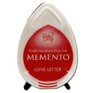 Tsukineko Memento Dew Drop: Love Letter