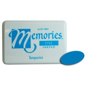 Stewart Superior Memories Dye Ink Pads: Turquoise