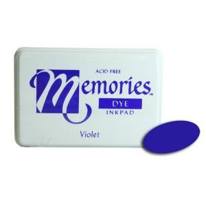 Stewart Superior Memories Dye Ink Pads: Violet