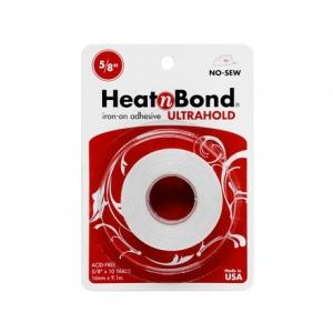 "Thermoweb HeatnBond Ultrahold: 0.62"" x 10 Yard Roll"