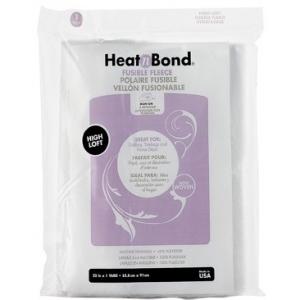 Thermoweb HeatnBond Fleece Fusible Interfacing: High Loft