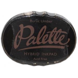 Stewart Superior Palette Hybrid Ink Pads: Burnt Umber