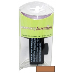 Clearsnap Memory Essentials Jumbo Cartridge: Sienna