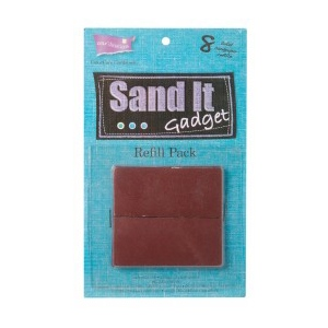 Core'Dinations Tools and Promotional Sand It Gadget Refill Pack