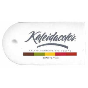 Tsukineko Kaleidacolor Inkpad: Tomato Vine