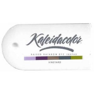 Tsukineko Kaleidacolor Inkpad: Vineyard