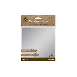 Ranger Vintaj Foil Sheets: Silver