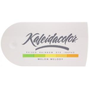 Tsukineko Kaleidacolor Pads: Melon Melody