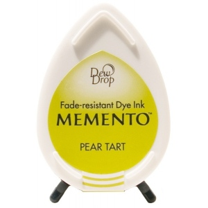 Tsukineko Memento Dew Drops: Pear Tart