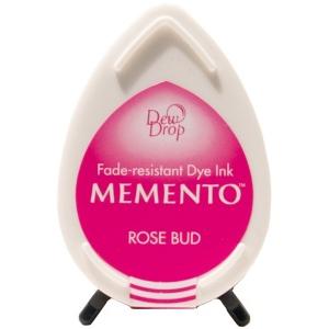 Tsukineko Memento Dew Drops: Rose Bud