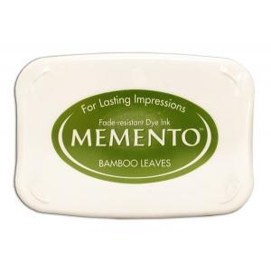 Tsukineko Memento Pads: Bamboo Leaves