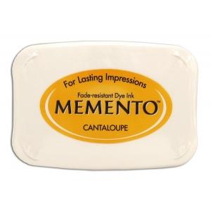 Tsukineko Memento Pads: Cantaloupe